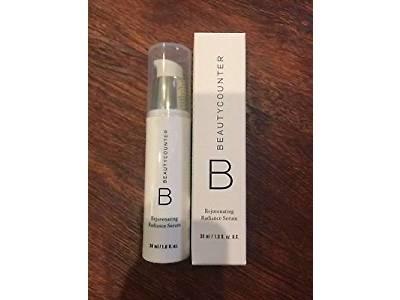 BeautyCounter Rejuvenating Radiance Serum, 1 oz