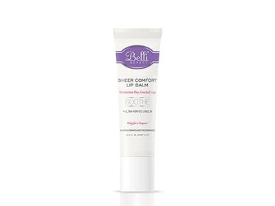 Belli Sheer Comfort Lip Balm, 0.3 Oz. - Image 1