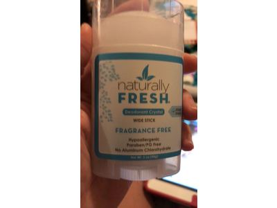 Naturally Fresh Crystal Clear Stick, 3 oz oz - Image 4