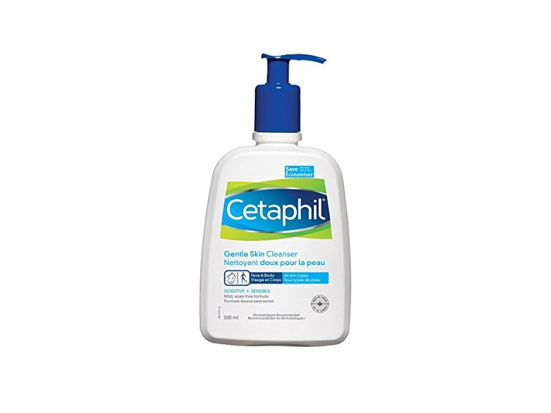 Cetaphil Gentle Skin Cleanser, 500 ml