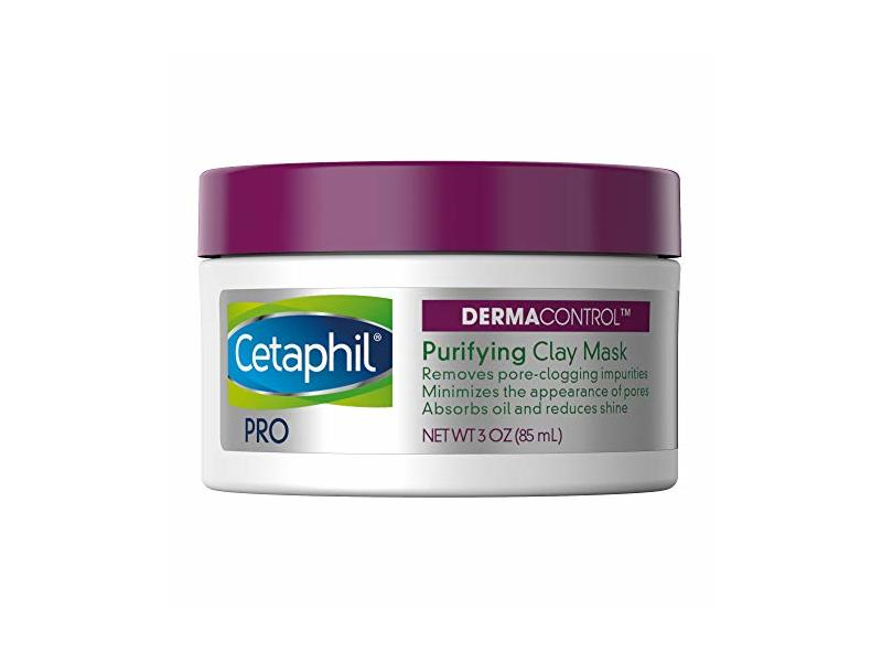 Cetaphil Pro Dermacontrol Purifying Clay, 3 oz