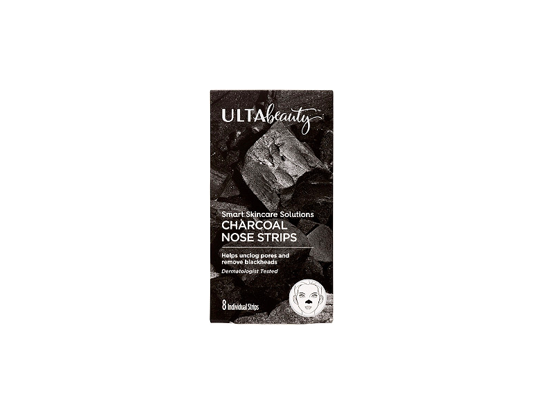 Ulta Beauty Charcoal Nose Strips, 8 count
