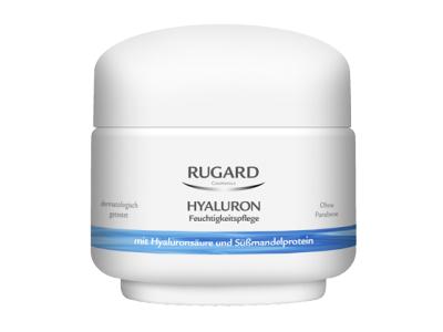 Rugard Cosmetics Hyaluron Feuchtigkeitspflege