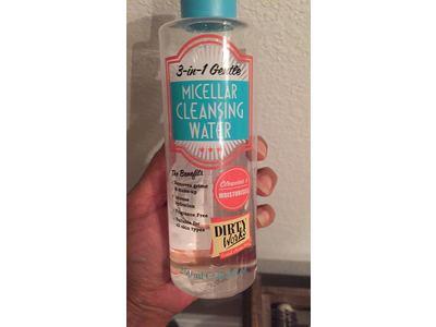Dirty Works 3-in-1 Gentle Micellar Cleansing Water, 8.4 fl oz - Image 3