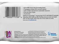 Scott Naturals Flushable Cleansing Cloths, 51 ct - Image 6