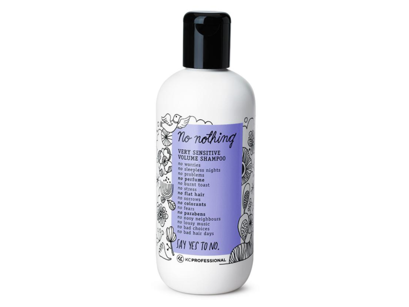 No Nothing Very Sensitive Volume Shampoo, 10.1 fl oz