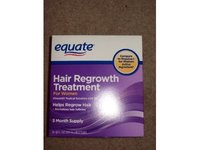 Equate Hair Regrowth Treatment for Women with Minoxidil 2%, 2 oz - Image 2