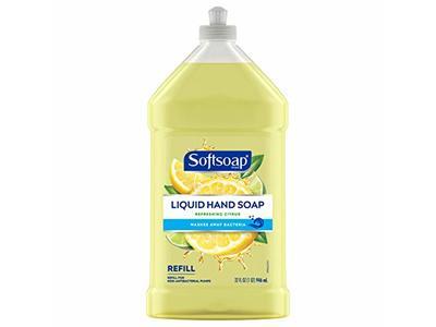 Softsoap Liquid Hand Soap Refill, Refreshing Citrus, 32 fl oz