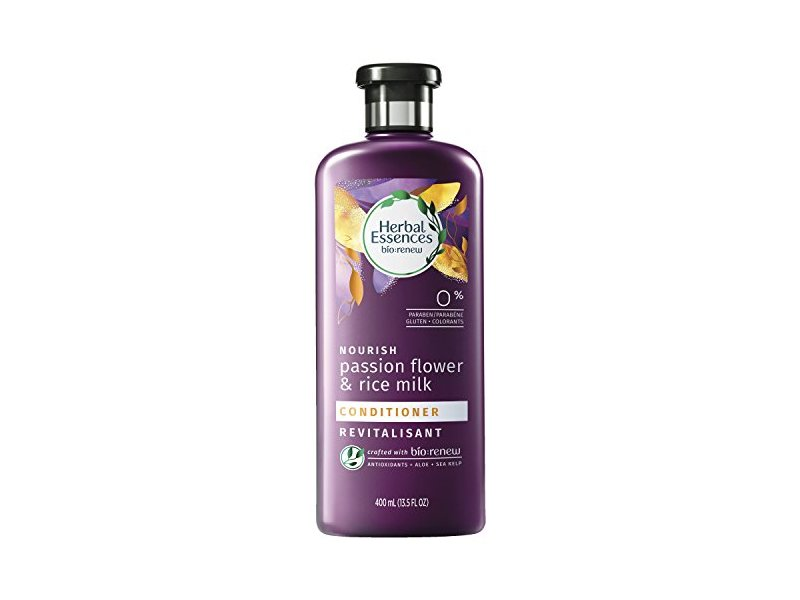 Herbal Essences Nourish Conditioner, Passion Flower & Rice Milk, 13.5 fl oz
