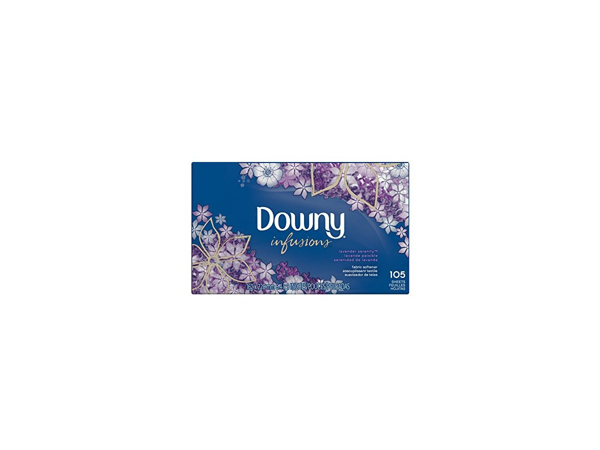 Downy Infusions Lavender Serenity Fabric Softener Dryer ...