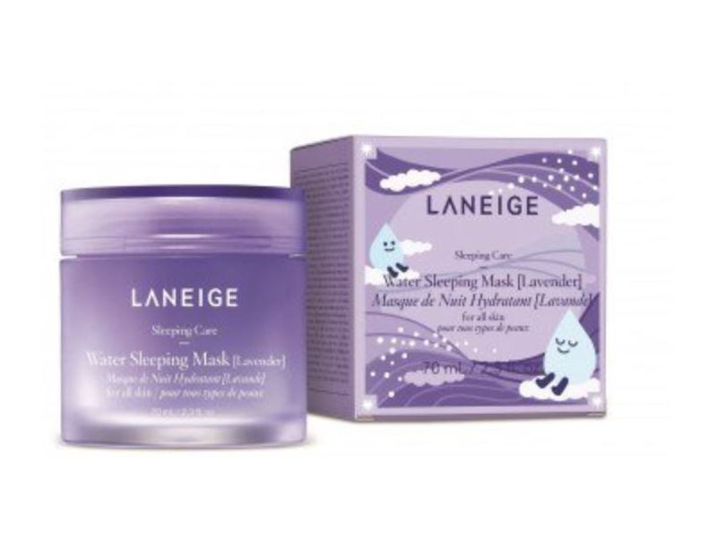 Laneige Water Sleeping Mask, Lavender, 2.6 fl oz