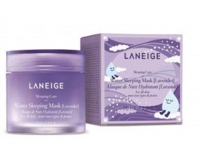 Laneige Water Sleeping Mask, Lavender, 2.6 fl oz
