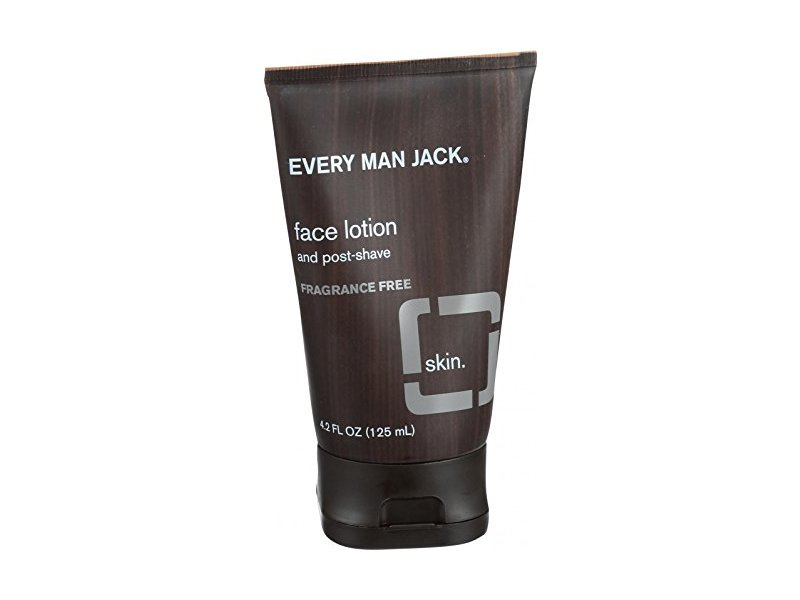 Every Man Jack Face Lotion and Post Shave, 4.2 fl oz