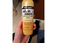 Aunt Jackie's Oh So Clean Lather-rich Deep Moisturizing Shampoo, 12 oz - Image 3