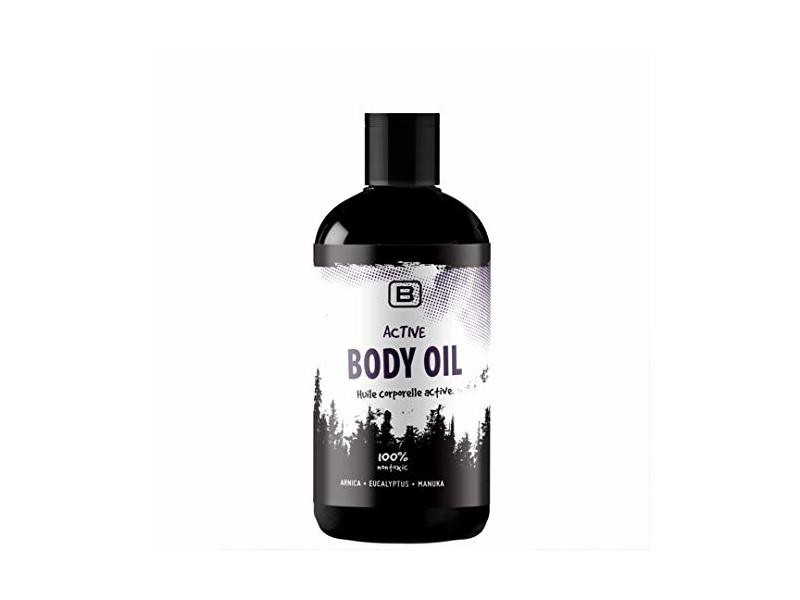 BOYZZ ONLY Active Body Oil, 8 fl oz