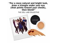 COL-LAB No Flaws Under Eye Concealer, Peach - Image 4