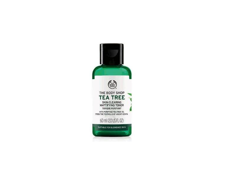 Tea Tree Skin Clearing Toner, The Body Shop