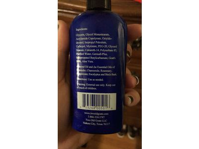 Two Old Goats Essential Oil Lotion, 4 fl oz - Image 4