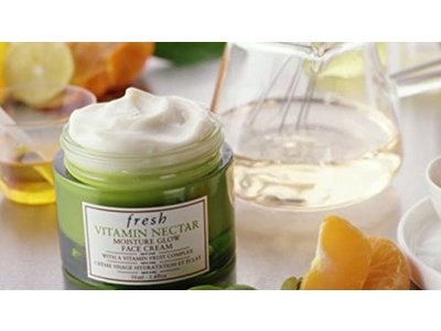 Fresh Moisture Glow Face Cream, Vitamin Nectar, 1.6 fl oz - Image 5