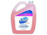 Dial Professional Antimicrobial Foaming Hand Wash, Original Scent, 3.78 L - Image 2