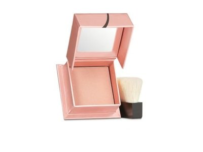 Benefit Cosmetics Dandelion Twinkle Highlighter Mini, Nude-Pink, 0.25 oz
