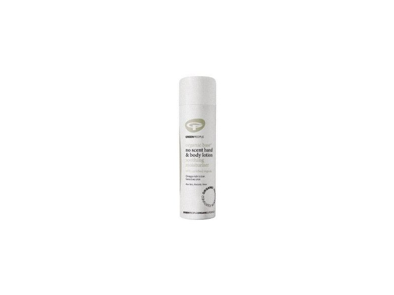 Green People Organic Lifestyle Neutral/Scent Hand & Body Lotion, 200 mL