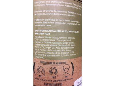 Urban Hydration Jamaican Castor Oil Co-Wash and Conditioner, 16.9 fl oz - Image 5