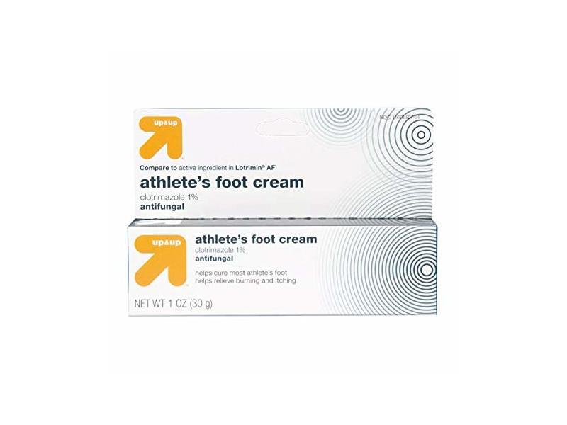 Up&Up Clotrimazole 1% Antifungal Medicated Cream, 1 oz