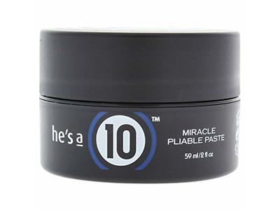 It's a 10 Haircare He's A Miracle Pliable Paste, 2 fl. oz.