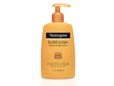 Neutrogena Build-a-tan Gradual Sunless Lotion, Johnson & Johnson - Image 1