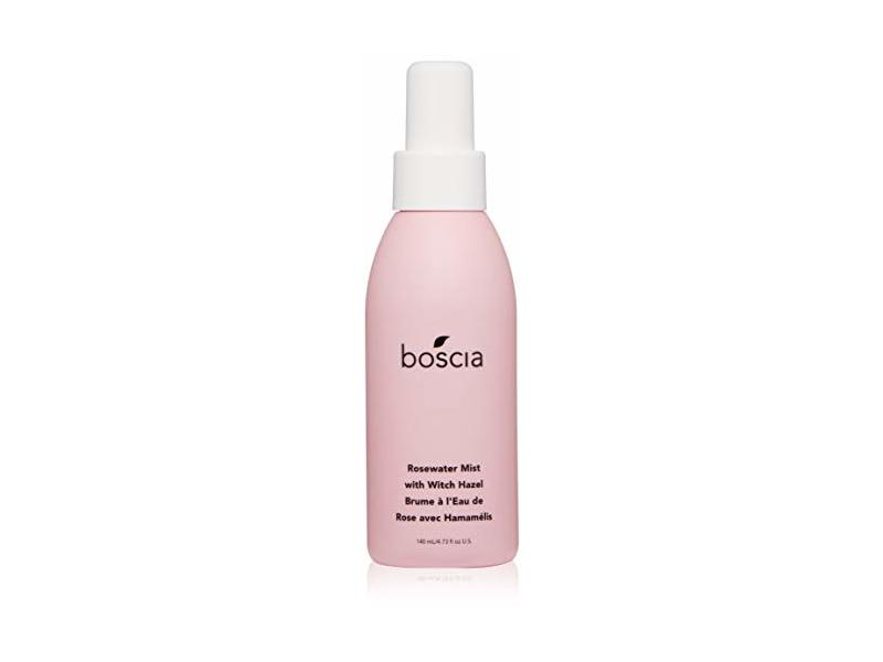 Boscia Rosewater Mist with Witch Hazel, 140 mL