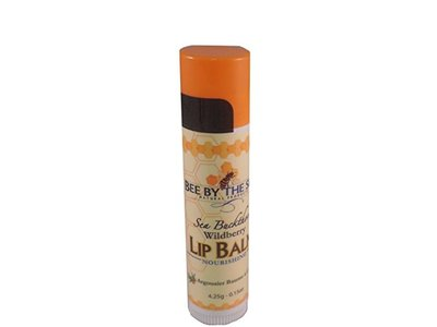 Bee By The Sea Wildberry Lip Balm .15oz