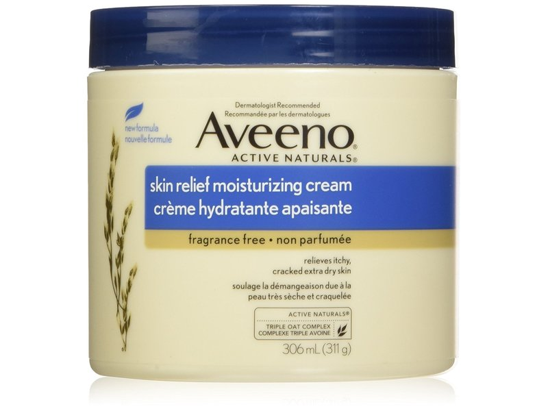 Aveeno Skin Relief Moisturizing Cream, 306 mL