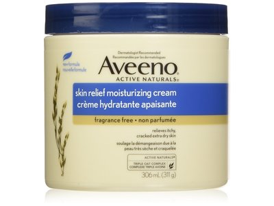 Aveeno Skin Relief Moisturizing Cream, 306 mL - Image 1
