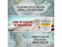Dead Sea Warehouse Amazing Mineral, Bath Salts, 5 Pound - Image 7
