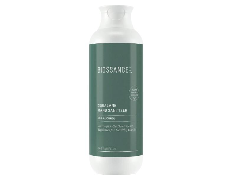 Biossance Squalane + 70% Alcohol Hand Sanitizer, 8 oz