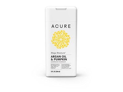 Acure Mega Moisture Conditioner, Argan Oil & Pumpkin, 12 Fluid Ounces - Image 1