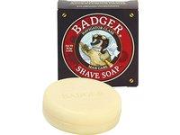 Badger Shaving Soap Bar, 3.15 oz - Image 2