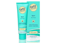 CoTZ Sport SPF45 Mineral Sunscreen, Non-Tinted, 4 oz - Image 2