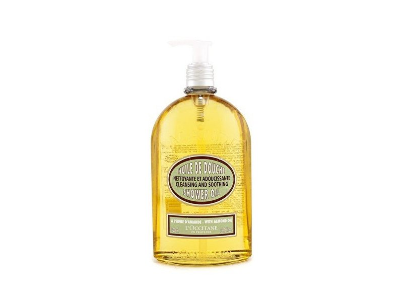 L'Occitane Almond Shower Oil, 16.9 Fl Oz