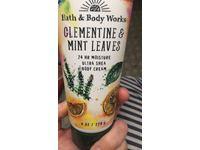 Bath & Body Works Ultra Shea Body Cream, Clementine & Mint Leaves, 8 oz - Image 3