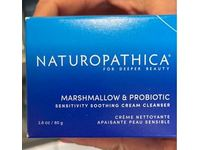 Naturopathica Marshmallow & Probiotic Sensitivity Soothing Cream Cleanser, 2.8 oz/80 g - Image 3