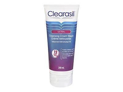 Clearasil Ultra Cleansing Cream Wash, 200 ml