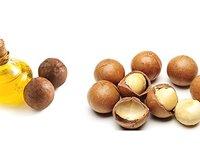 Nature Drop's 100% Pure Cold Pressed Organic Virgin / Macadamia Nut Oil - Image 4