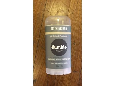 Humble Simply Unscented All Natural Deodorant - Image 5