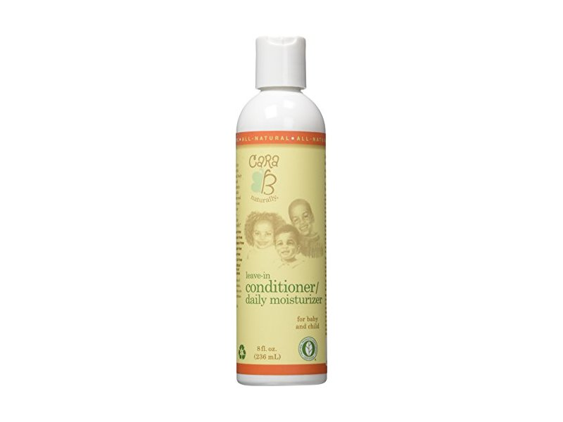 CARA B Naturally Leave-in Conditioner and Daily Moisturizer, 8 oz