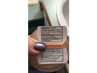 bareMinerals Matte Foundation, Neutral Ivory 06, 0.21 Ounce - Image 4