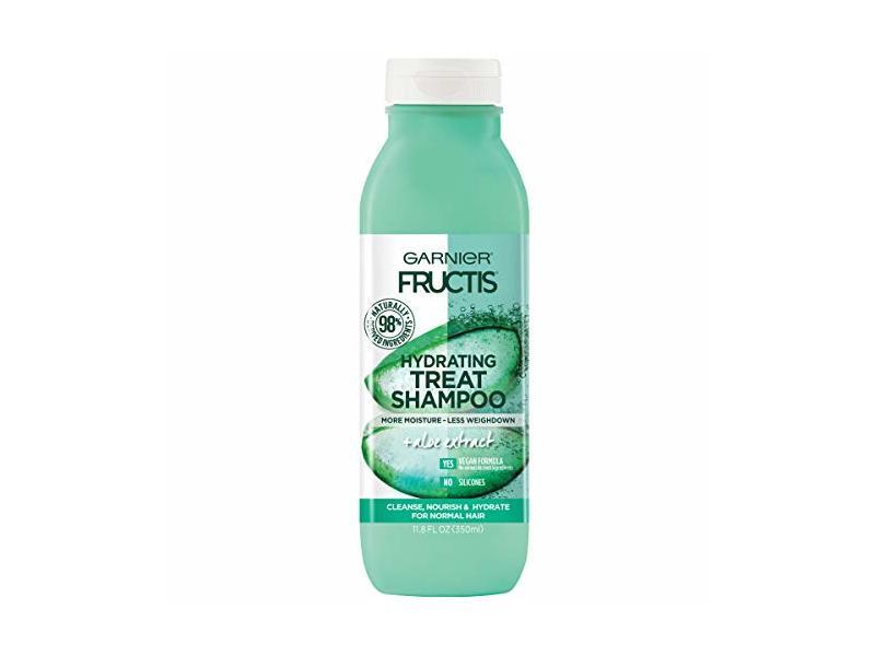 Garnier Fructis Hydrating Treat Shampoo, 11.8 fl oz / 350 ml