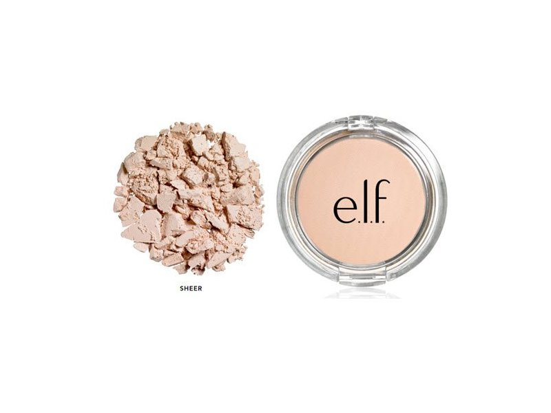 e.l.f. Prime & Stay Finishing Powder, 23211 Sheer, 0.17 oz