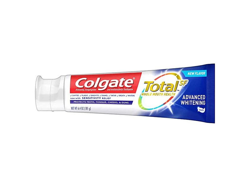 Colgate Total Advanced Whitening Toothpaste, 5.1 oz